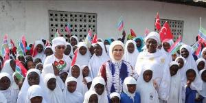 В Гамбии открыта мечеть