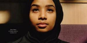 Мусульманка – на обложке Vogue